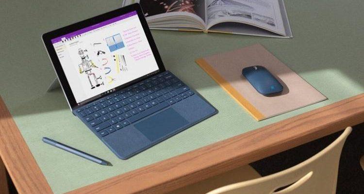 В сети появились изображения и спецификации планшета Microsoft Surface Go 2 (1531164801 go 1 story)