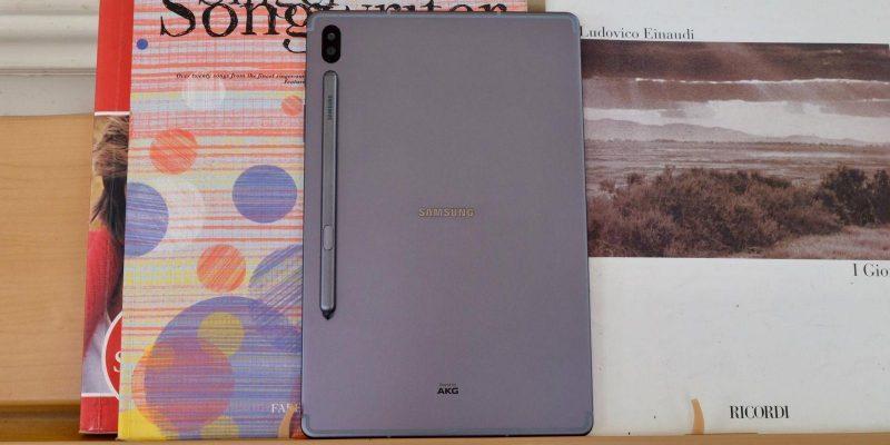 Samsung готовится выпустить планшет Galaxy Tab S7 (1587465457516)