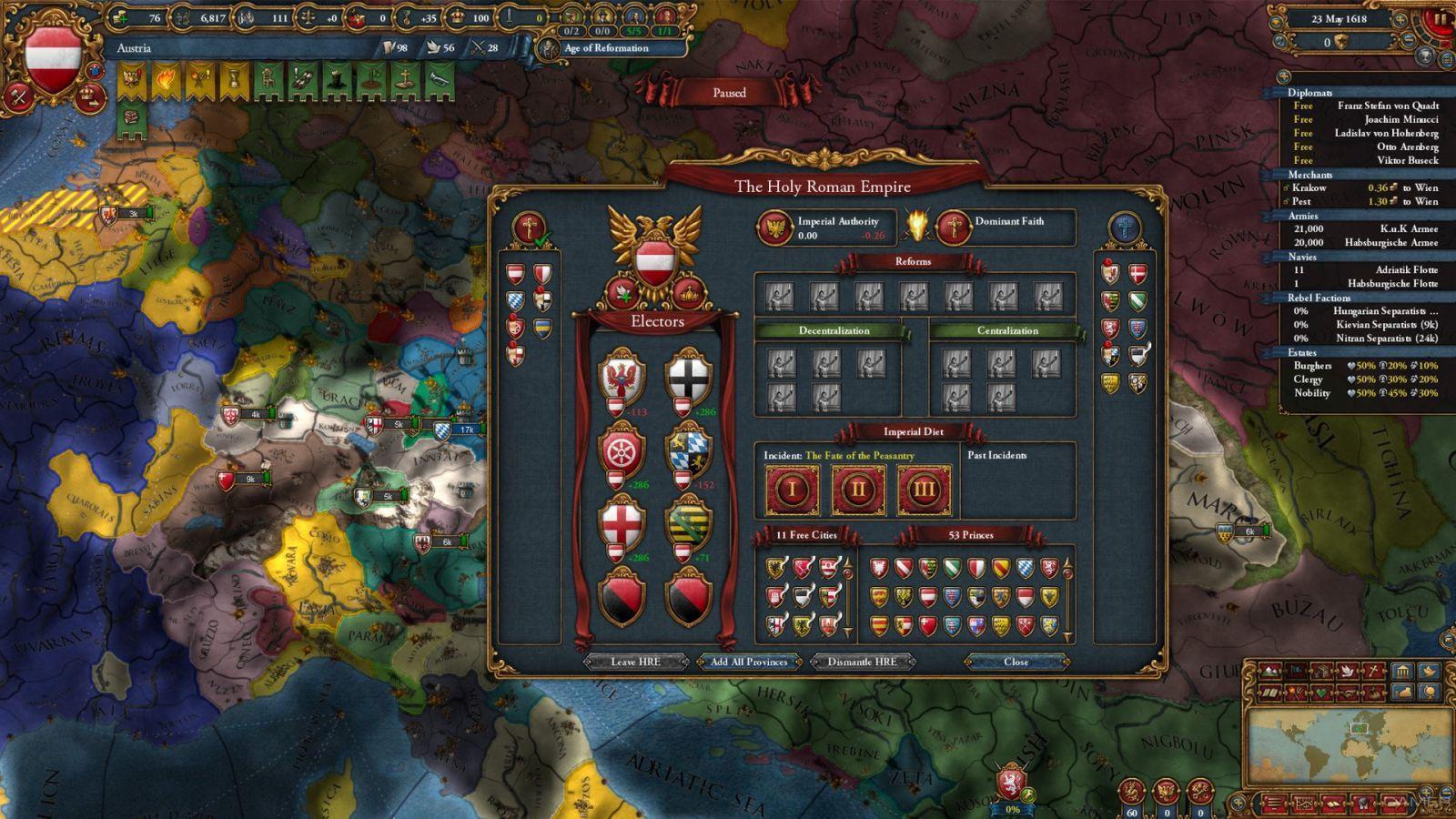 Новое дополнение для Europa Universalis 4: Emperor выйдет в начале июня (196516)