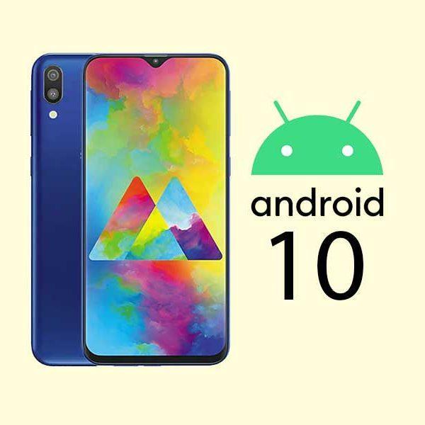 Samsung Galaxy A20s получил обновление Android 10 с пользовательским интерфейсом 2.0 (1 2 popovr)