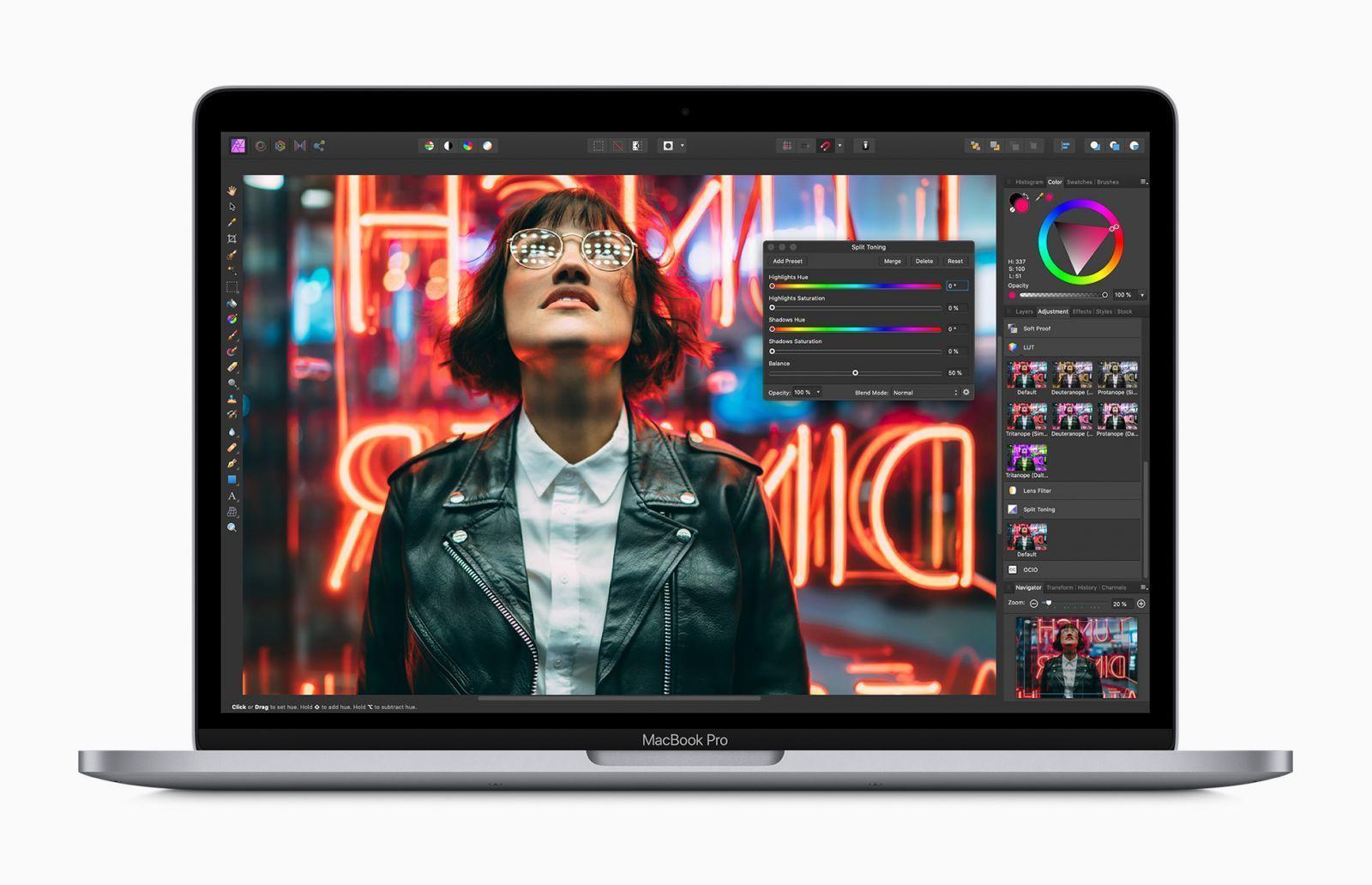 Apple представила новый 13-дюймовый MacBook Pro (2)