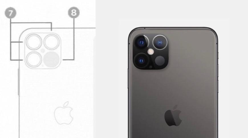 Apple переносит выход iPhone 12 на октябрь (35863 66166 iphone 12 camera module)