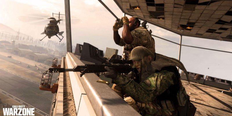 В игру Call of Duty: Warzone добавили двухфакторную аутентификацию (3643549 warzone1)