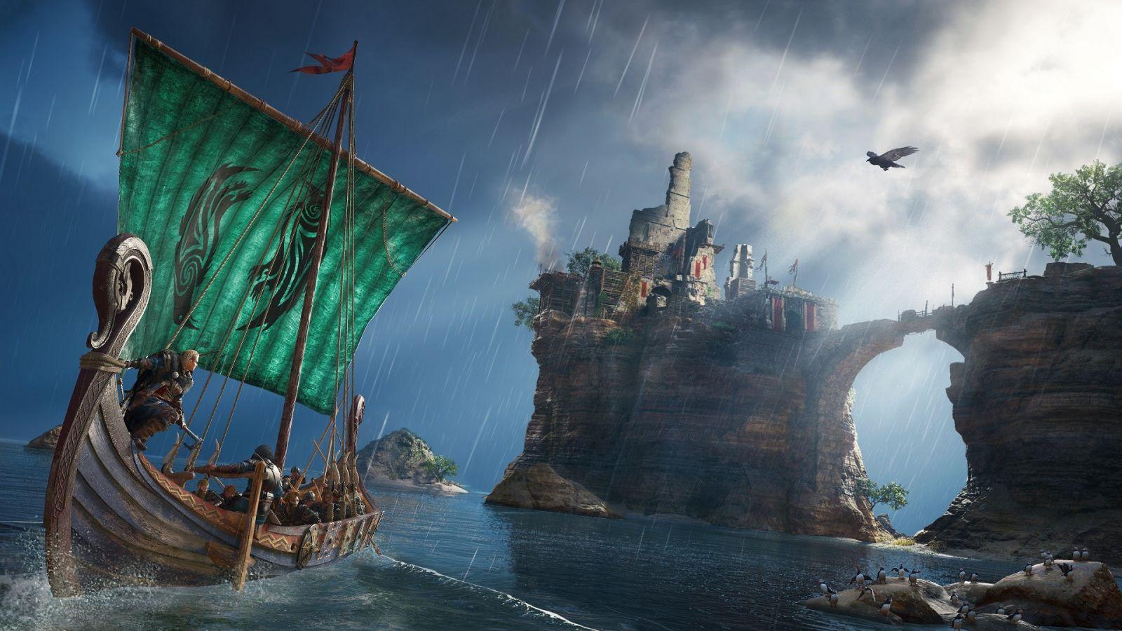 Ubisoft раскрыла все подробности касательно Assasin's Creed: Valhalla (495115ea952fa8be17620755759)