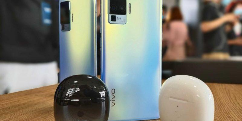 В сеть утекли характеристики смартфона Vivo X50 (4x50pro 2)