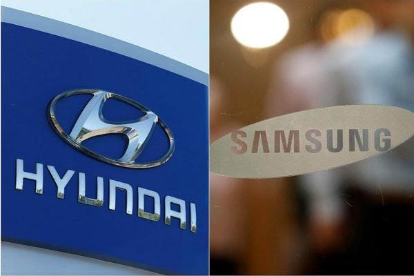 Samsung планирует разрабатывать электромобили совместно с Hyundai (5 2 12)