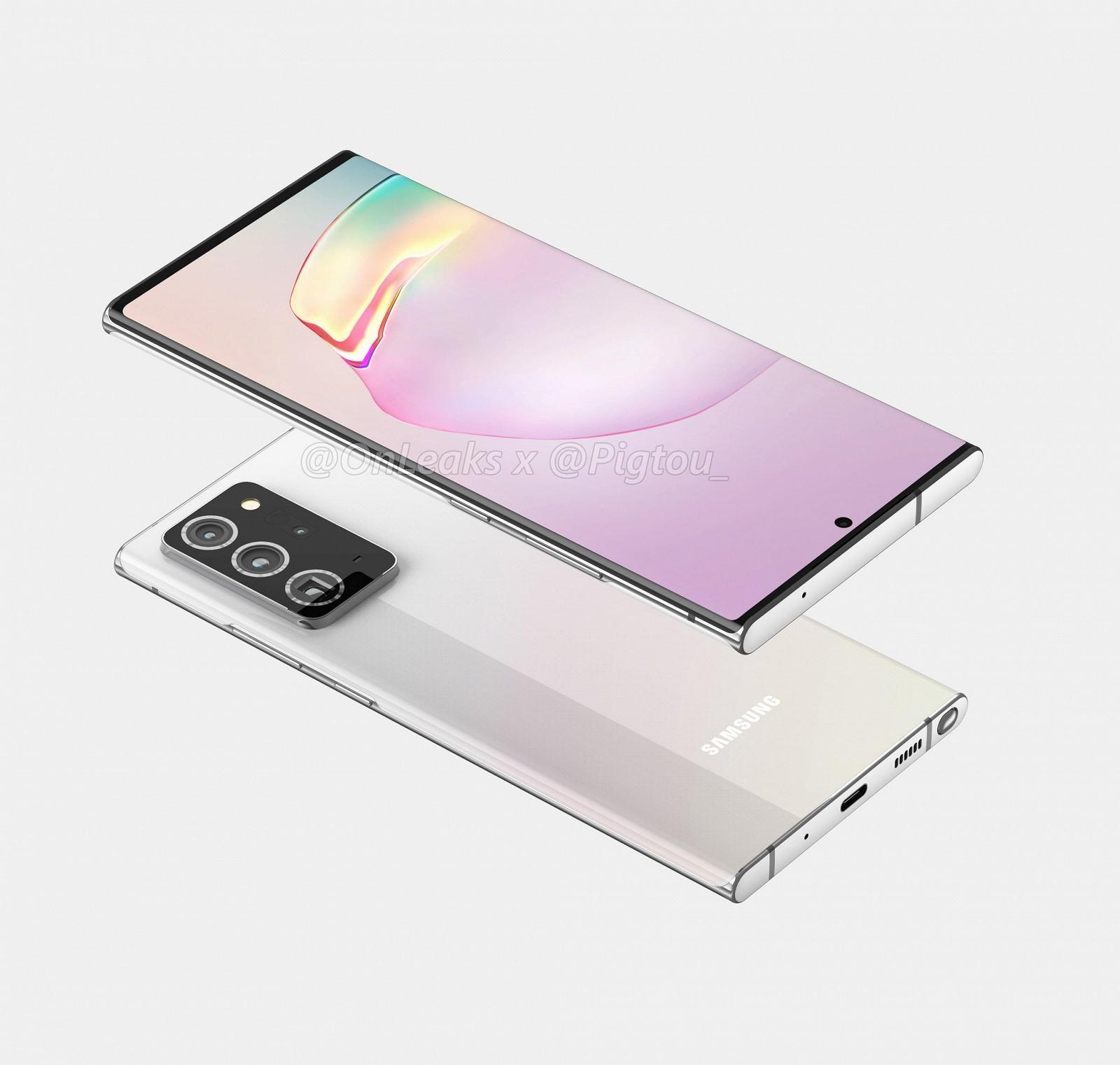 В сети появились рендеры смартфона Samsung Galaxy Note 20+ (614013b20d043c8abc90d7271e557732)
