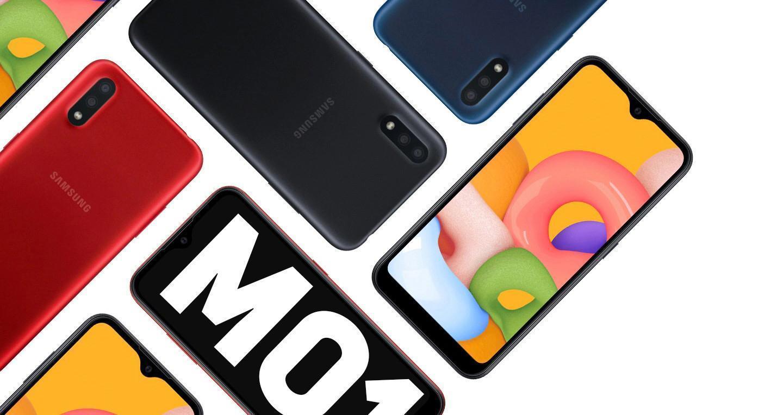 В сеть утекли цены на смартфоны Samsung Galaxy M01 и Galaxy M11 (7b2b09fe2e462137df2a030b4d1291fef7015f68)