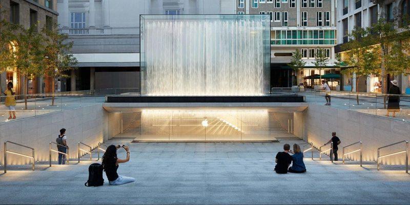 Apple Store в Милане