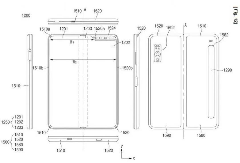 Samsung Galaxy Fold 2 получит дополнительный дисплей (9624a599cfacedcd918e652e15827038)