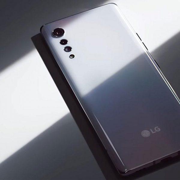 Новые фотографии LG Velvet выявили ранее неизвестные функции (LG Velvet design reveal large)