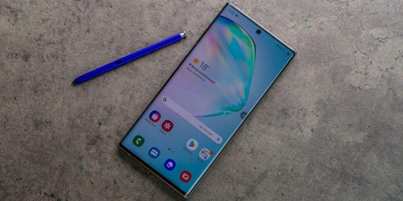 В сети появились рендеры смартфона Samsung Galaxy Note 20+ (androidpit samsung galaxy note 10 plus 20 scaled 1)