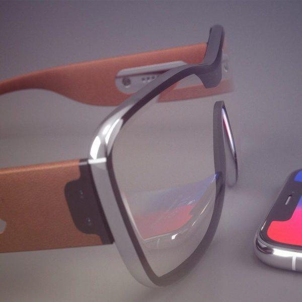 Apple готовит умные очки Apple Glasses (apple glass ar)