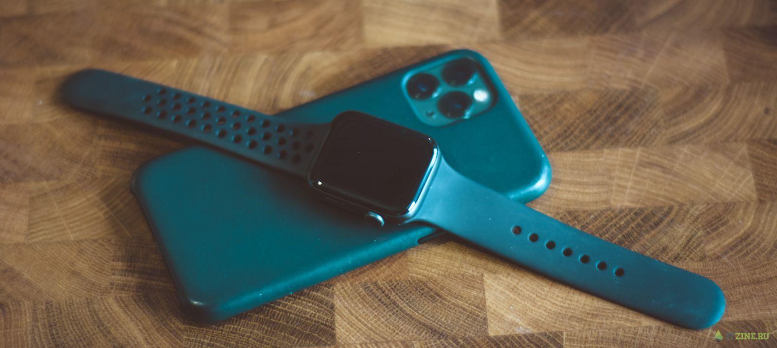 Как выбрать чехол для iPhone и ремешок для Apple Watch (apple watch 51 1)