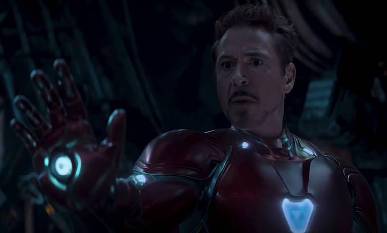 Marvel может вернуть Железного Человека (avengers infinity war iron man)