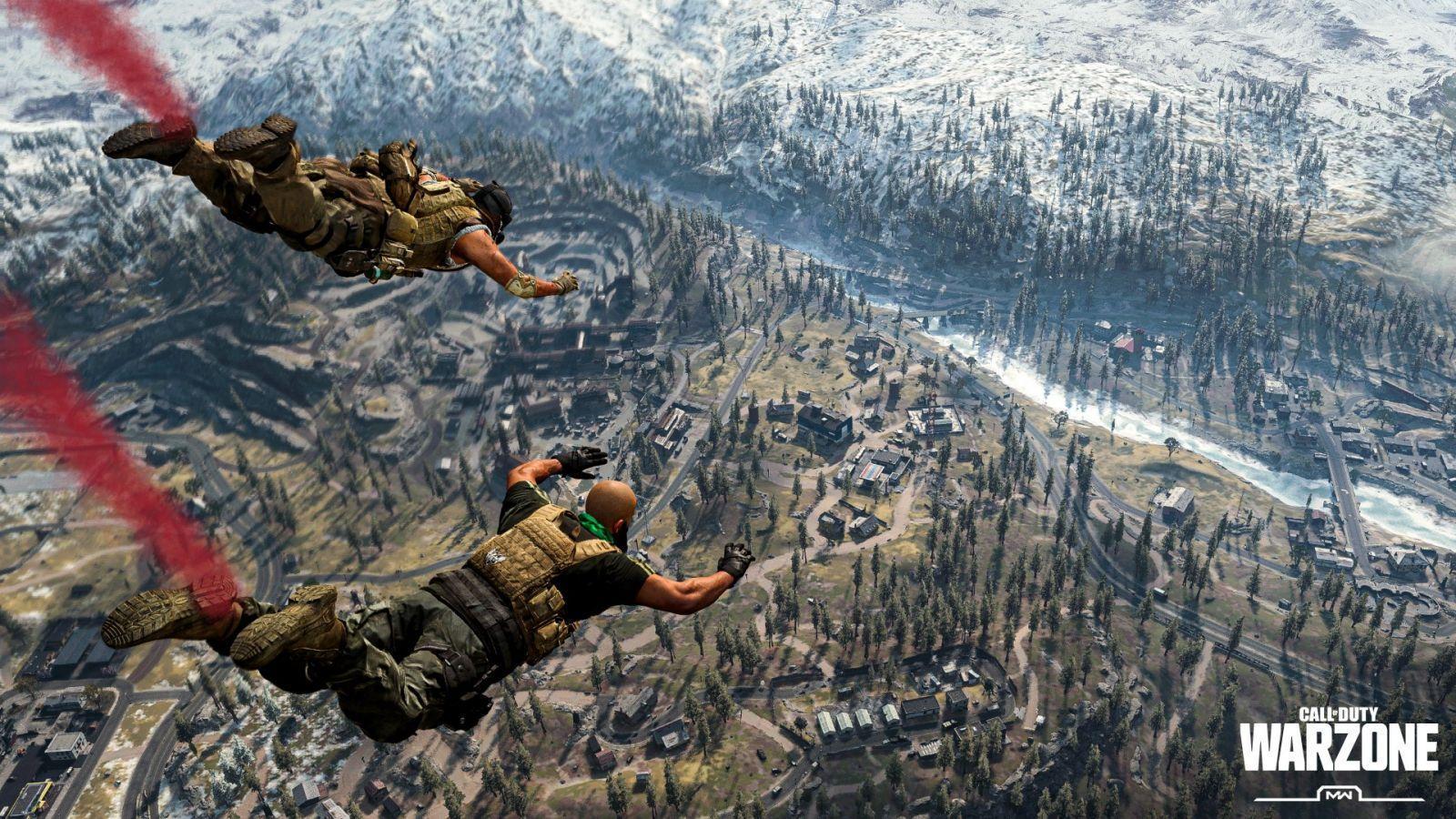 В игру Call of Duty: Warzone добавили двухфакторную аутентификацию (call of duty warzone 2020 03 09 20 011)