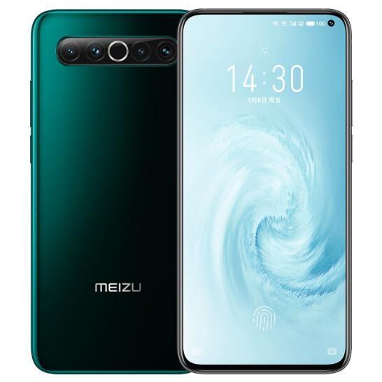 Meizu 17 оснастят стереодинамиками и экраном 90 Гц (dostupnyj meizu 17t vyjdet vmeste s meizu 17 3)