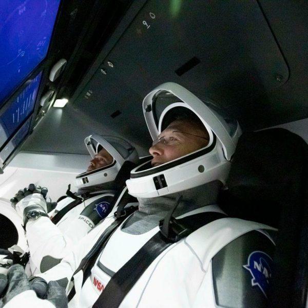 Запуск модуля SpaceX Crew Dragon состоится уже через 20 минут (download 5)