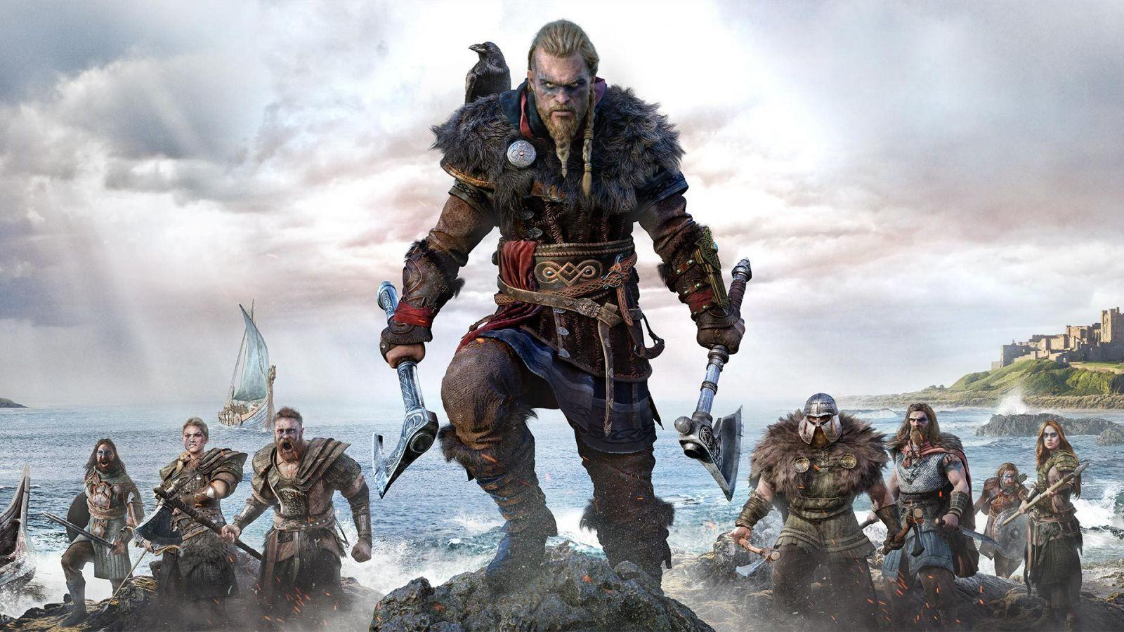 Ubisoft раскрыла все подробности касательно Assasin's Creed: Valhalla (ew3ikdqwoamzzrv 1)