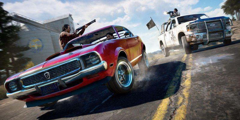 """Ubisoft запустила распродажу серии игр Far Cry и """"слила"""" дату анонса 6 части серии (fc5)"""