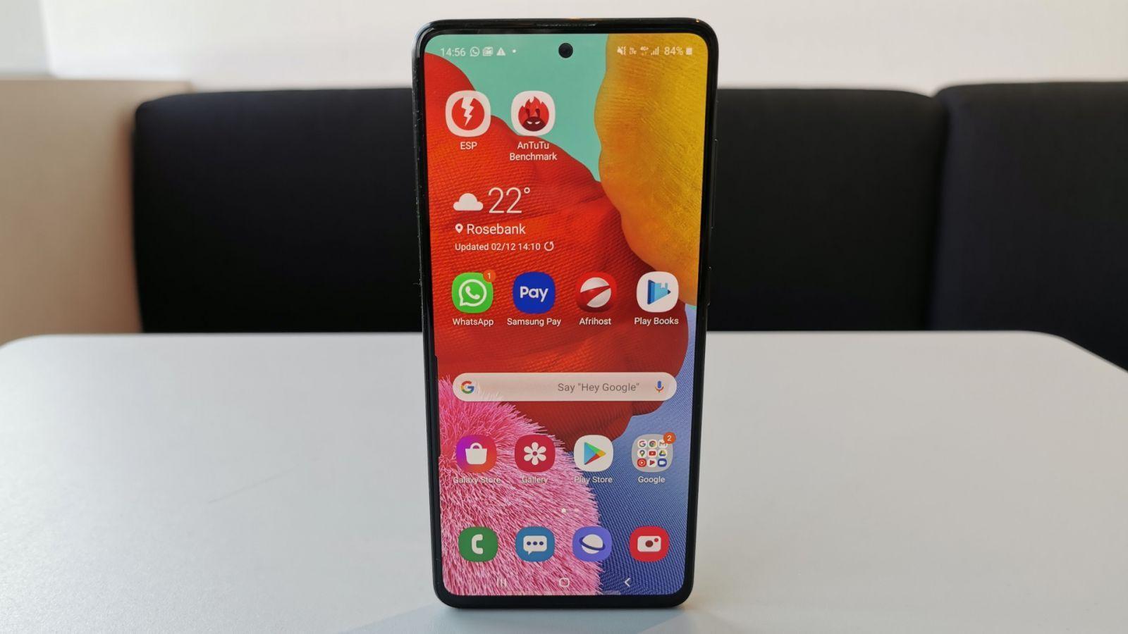 Samsung представил улчшенную версию Galaxy A51 (galaxy a 51 review header)