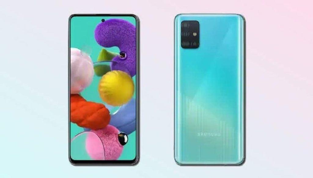 Samsung Galaxy A51 стал самым популярным Android смартфоном в начале 2020 года (galaxy a71 5g 1024x582 1)
