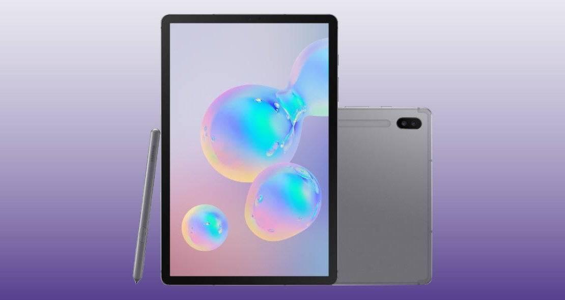 Samsung Galaxy Tab S7 получит аккумулятор ёмкостью 10 090 мАч (galaxy tab s6)