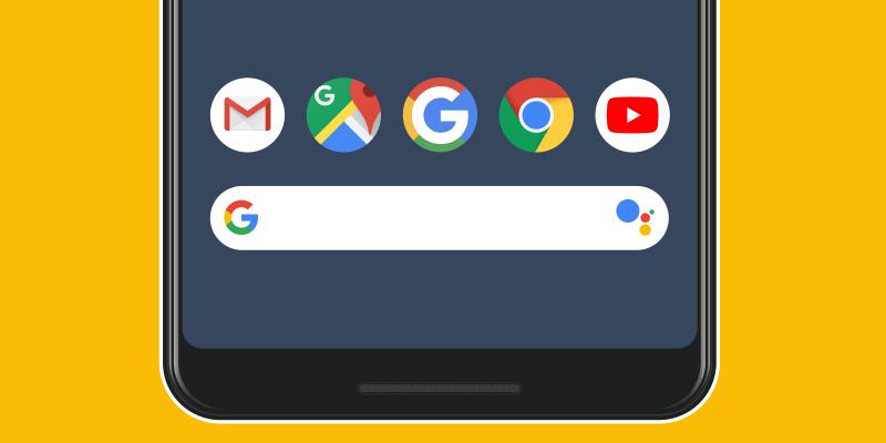 В приложении Google для iOS и Android появился тёмный режим (google app android)