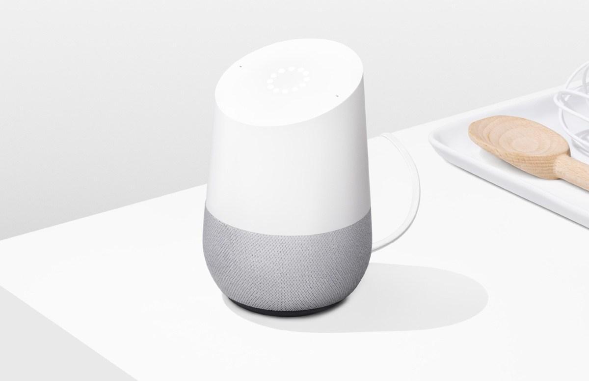 Google прекратила продажу оригинальных Google Home (google home itc)