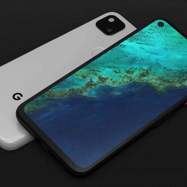 Опубликованы новые рендеры смартфона Google Pixel 4a (google pixel 4a 1)
