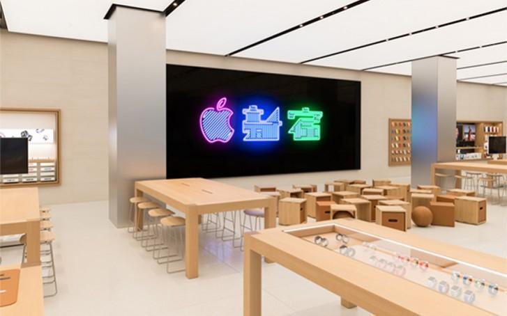 Apple может вновь открыть свой магазин в Вене, первый в Европе (gsmarena 000 2)