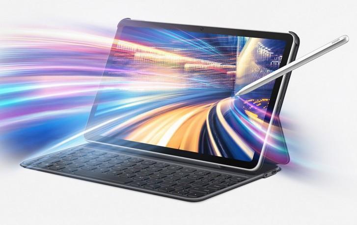 Анонсировали планшет Honor V6: 5G, 10.4-дюймовый дисплей, Wi-Fi 6 и Magic Pencil (gsmarena 001 2)