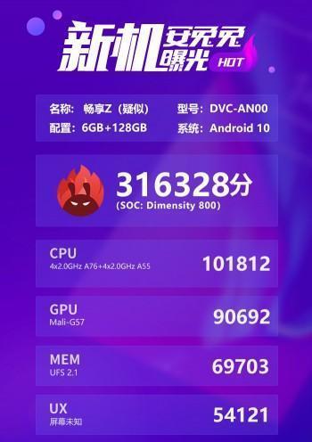 Huawei Enjoy Z засветился в тестах с чипсетом Mediatek (gsmarena 001 5)