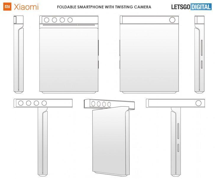 Xiaomi запатентовала смартфон с вращающейся камерой (gsmarena 003 1 1)