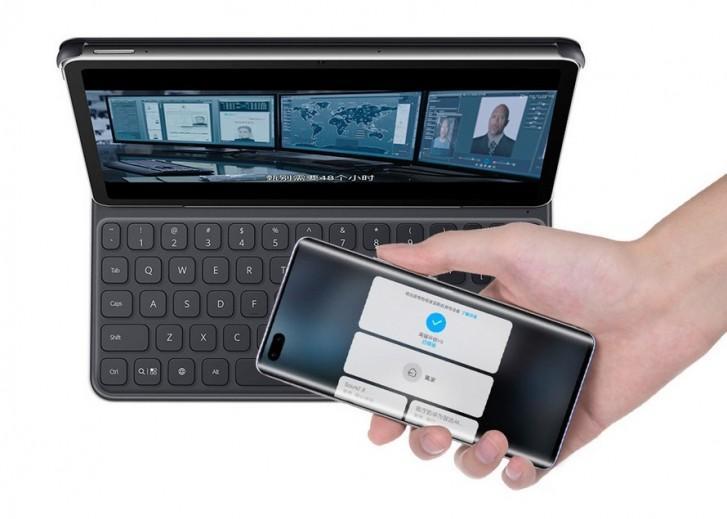 Анонсировали планшет Honor V6: 5G, 10.4-дюймовый дисплей, Wi-Fi 6 и Magic Pencil (gsmarena 003 1)