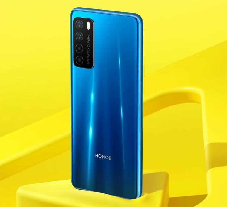 Honor показала смартфон Honor Play 4 во всех расцветках (ho2)
