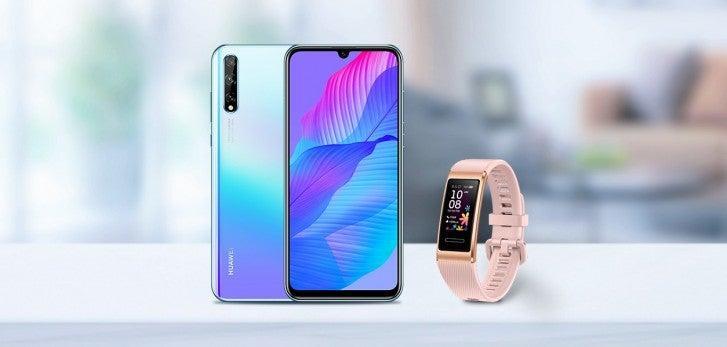 Huawei выпустила новый смартфон Huawei Y8p (honor oreisds)