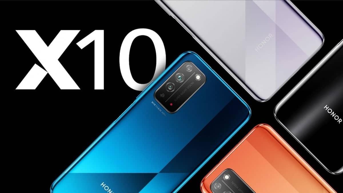 Honor продала более 80 миллионов смартфонов Honor X10 (honor x10 5g 1)