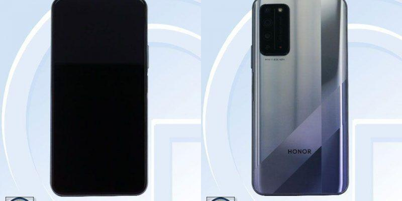 Honor X10 дебютирует 20 мая (honor x10 5g tenaa large)