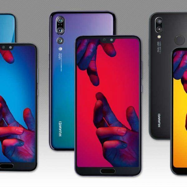 Официально: EMUI 10 выйдет на Huawei P20 Pro и Mate 10 (huawei p20 familie aufmacher)