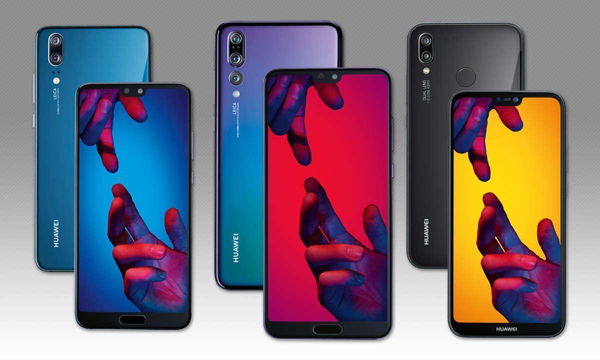 Официально: EMUI 10 выйдет на Huawei P20 Pro и Mate 10