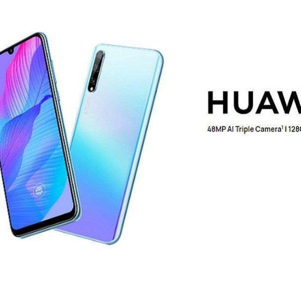 Huawei выпустила новый смартфон Huawei Y8p (huawei y8ps 1)