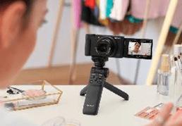 Sony сделала камеру Sony BloggerCam ZV-1 для блогеров (image 37)