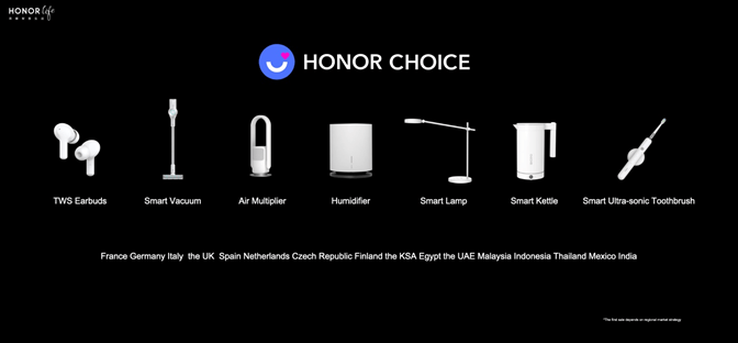 Бренд HONOR представил новые устройства экосистемы (image 4)