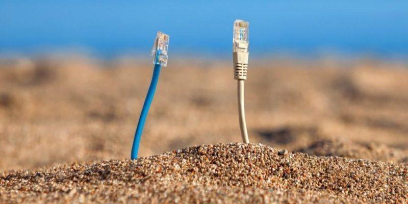 Facebook прокладывает кабель под водой вокруг Африки (internet cable)