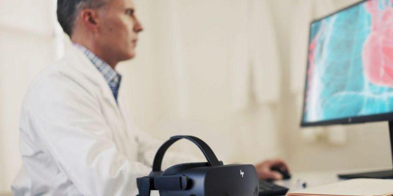 HP, Valve и Microsoft сделали гарнитуру виртуальной реальности Reverb G2 (j1hx xow)
