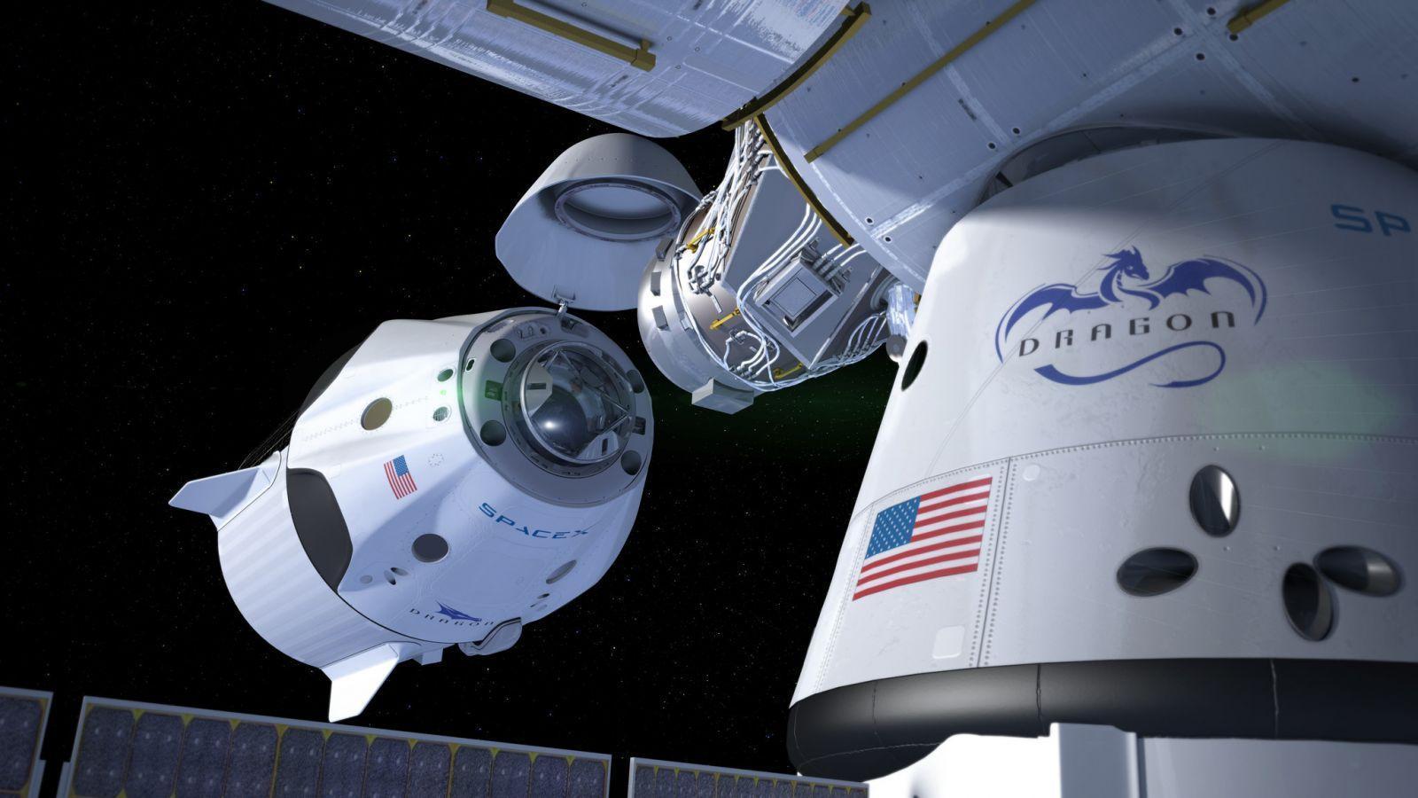Сегодня SpaceX запустит Crew Dragon: начало трансляции в 23:33 по МСК (la 1504651701 e410wcq05d snap image)
