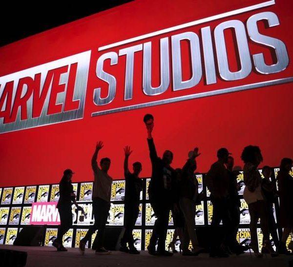 «Черная вдова» и другие фильмы Marvel не выйдут в Disney+ (marvel studios san diego comic con 2019 hall h)