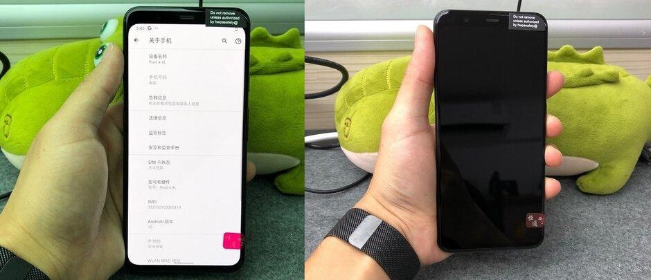 Прототип Google Pixel 4 XL получил новый неожиданный цвет (matte)