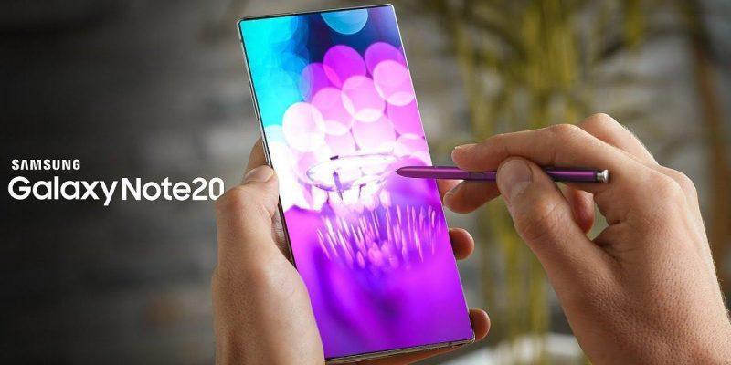 В сеть утекли рендеры смартфона Samsung Galaxy Note 20 (maxresdefault 16)